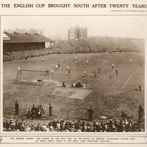 1921 Fa Cup Final