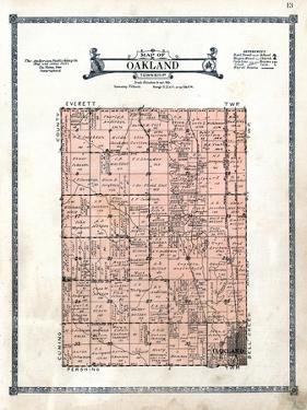 1922, Oakland Township, Nebraska, United States