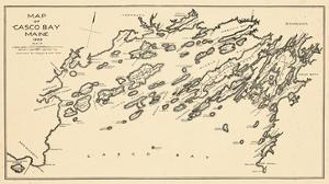 1924, Casco Bay, Maine, United States