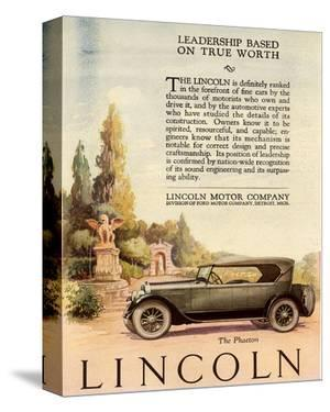 1924 Lincoln - Leadership