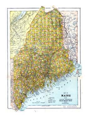 1924, Maine