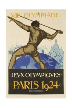 1924 Paris Summer Olymipcs
