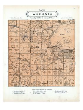 1926, Waconia Township, Minnesota, United States