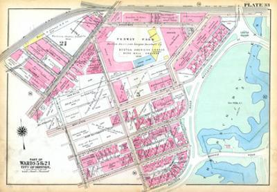 1928, Boston, Fenway Park, Massachusetts, United States
