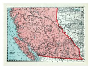 1928, British Columbia Province, Canada