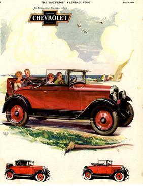 1928 GM Chevrolet Economical