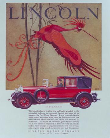 1928 Lincoln Cabriolet