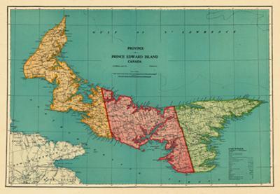 1928, Prince Edward Island, Canada