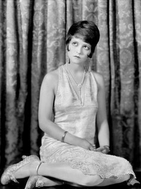 1929: Clara Bow (1905 - 1965) 'The Saturday Night Kid'