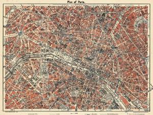 1929, France, Paris