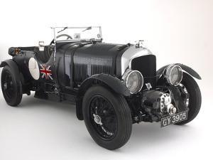 1930 Bentley 4.5 litre blower