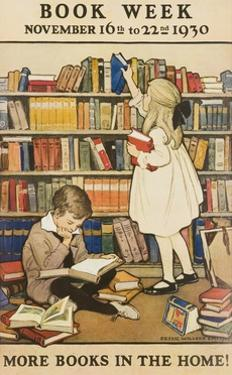 1930 Children's Book Council Book Week