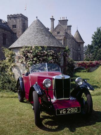 1930 MG Midget M Type