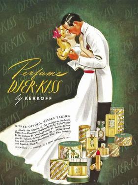 1930s USA Kerkoff Magazine Advertisement