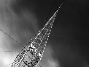1930s WLW Radio Aerial Antenna Cincinnati, Ohio