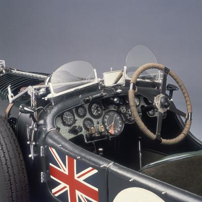 1931 Bentley 4.5 Litre Supercharged