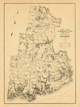 1931, Washington County, Maine
