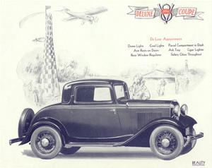 1932 Ford Deluxe Coupe