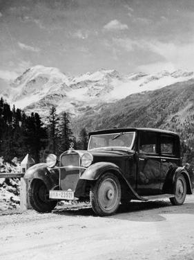 1932 Mercedes-Benz 6 Cylinder Type 170, (C1932)