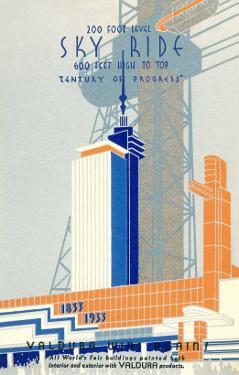 1933 Chicago World's Fair 1933, Century of Progress