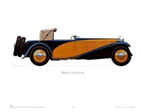1933 Delage