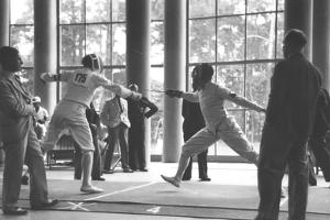 1936 Berlin Olympic Games' Men's Team Foil Fencing