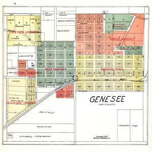 1937, Genesee, Idaho, United States