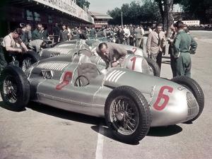 1938 Auto Unions, (C1938)