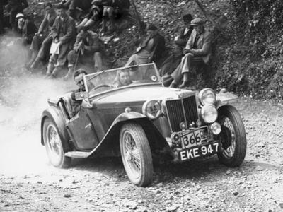 1938 Mg Ta Midget, (C1938)
