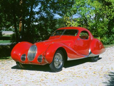 1938 Talbot Lago, Figoni & Falaschi coachwork