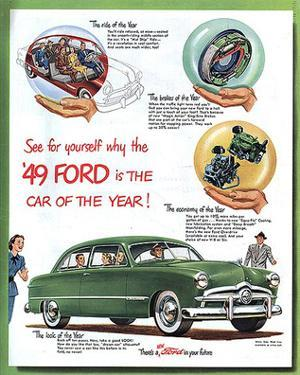 1949 Ford - … Car of the Year