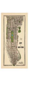 1949, Manhattan composite, 1949, New York, United States