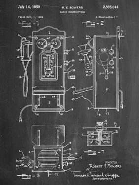1950's Telephone Patent