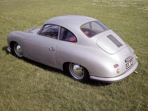 1951 Porsche 356