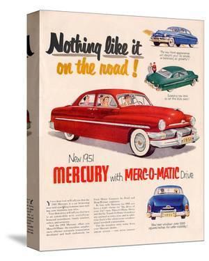 1951Mercury Merc-O-Matic Drive