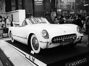 1953 Chevrolet Corvette, (C1953)