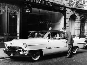 1954 Cadillac Convertible, (C1954)