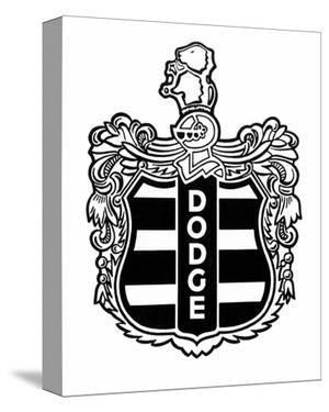 1954 Dodge Ram Emblem