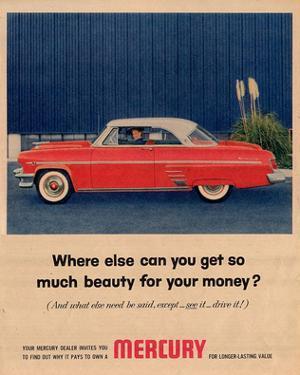 1954 Mercury - So Much Beauty