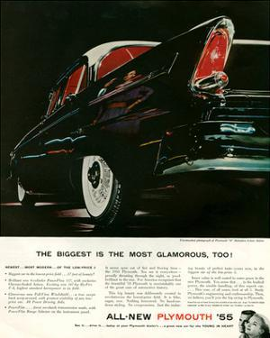 1955 Plymouth - Most Glamorous