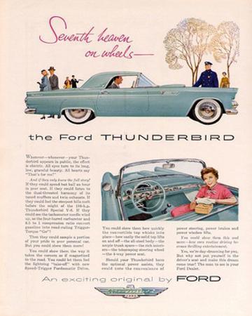1955 Thunderbird 7th Heaven