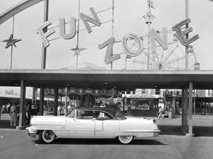 1956 Cadillac Sedan, USA, (C1956)