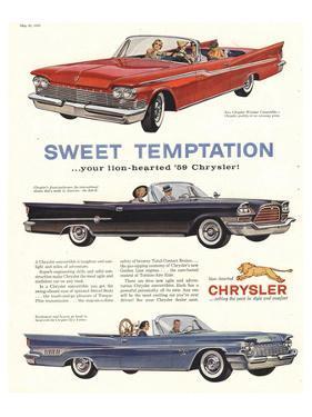 1956 Chrysler-Sweet Temptaion