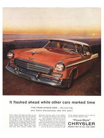 1956 Chrysler - Year-Ahead Car