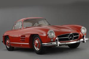 1957 Mercedes Benz 300 SL Gullwing
