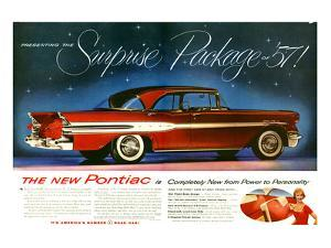 1957 Pontiac Surprise Package