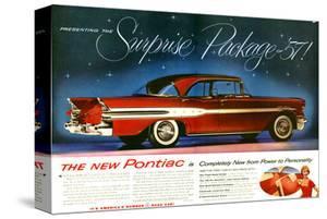 1957 Pontiac Surprise Package