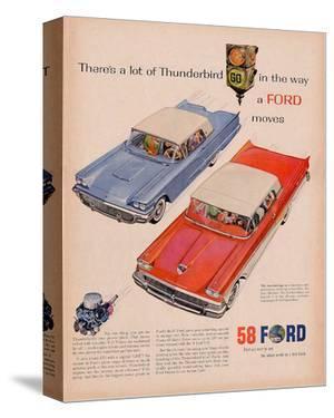 1958 Thunderbird - Go Light