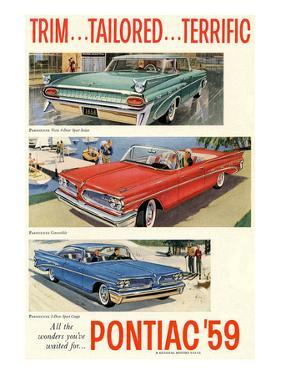 1959 GM Pontiac-Trim Tailored…