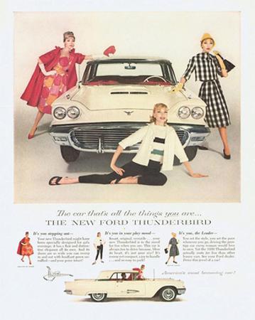 1959 Thunderbird - All You Are